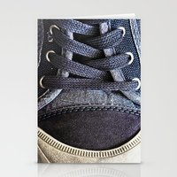 shoe Stationery Cards featuring Shoe by Fine2art
