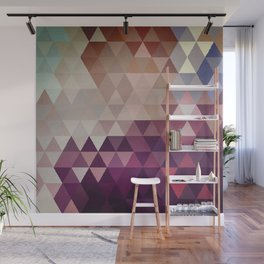 Straight Up Wall Mural