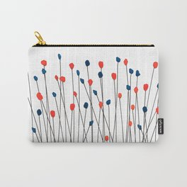 Blommor Carry-All Pouch