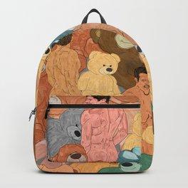 Teddy Bear Butts Backpack