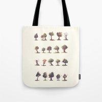 the neighbourhood Tote Bags featuring Neighbourhood by Sam Lyne