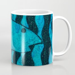 Here, Fishy Coffee Mug