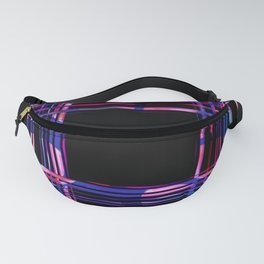 Looking Through the Glass Window Fanny Pack