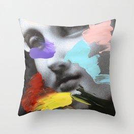 Composition 458 Throw Pillow