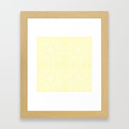 Pastel Chaos 16 Framed Art Print