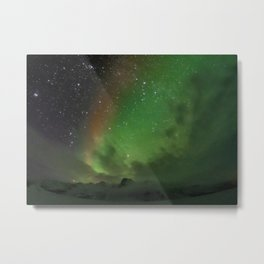 The Aurora Metal Print