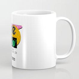 BACK TO THE FUTURE - Cafe 80's Coffee Mug
