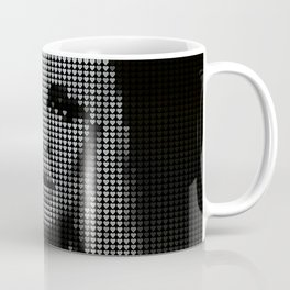 Heart of... (Black version) Coffee Mug