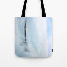 Ice wall Tote Bag