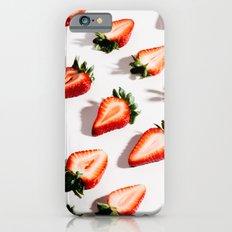 Strawberries 2 Slim Case iPhone 6s