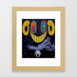 The Big Kahuna Framed Art Print