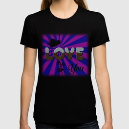 Valentine´s Day Love You T-shirt