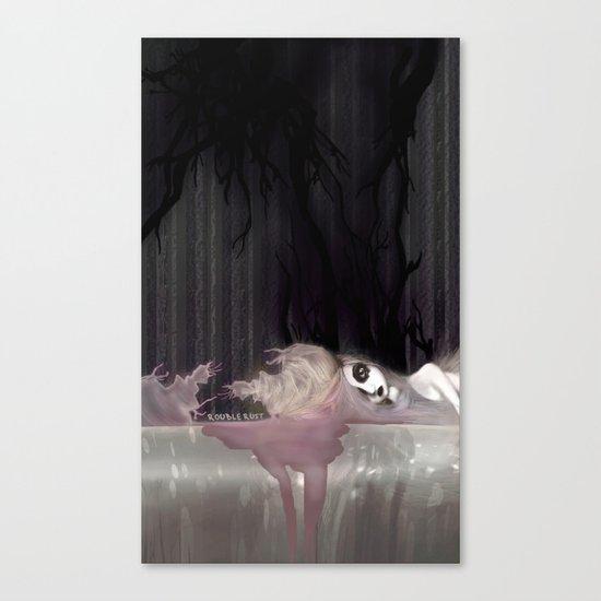 Shadowia Canvas Print