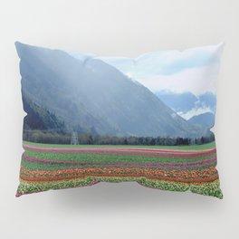 Carpet of Tulips Pillow Sham