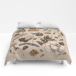 Georgia Nature Walks Comforters