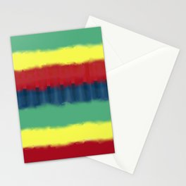 Tie Graphic Stationery Cards