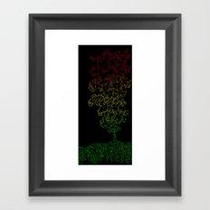 Rising 2 Framed Art Print