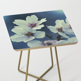 Blossoming - Beautiful Spring Blooms Side Table