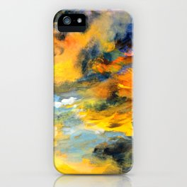 Sunset Detail iPhone Case