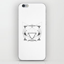 TriGram iPhone Skin