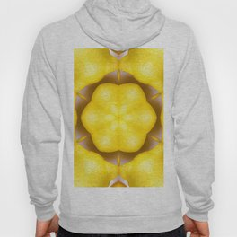Yellow Lemon Happy Summer Fruit Hoody