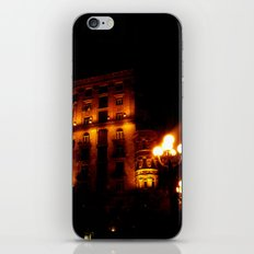 Night Crest 4 iPhone & iPod Skin