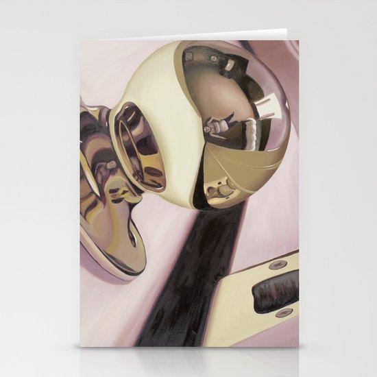 Doorknob #3 Stationery Cards