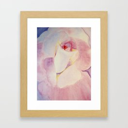 Lotus flower 2 Framed Art Print