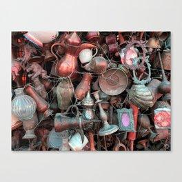 vessels Canvas Print