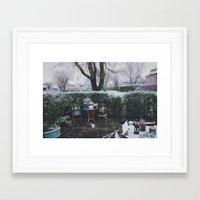 denmark Framed Art Prints featuring Denmark by mypictureatlas