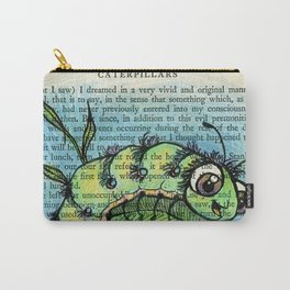 C is for Caterpillar Carry-All Pouch