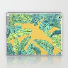 orange tropical daze Laptop & iPad Skin