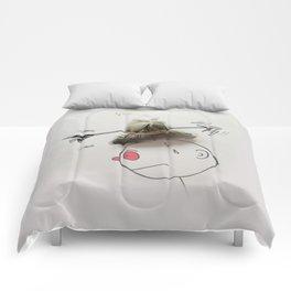 DUMPLING -肉粽 Comforters