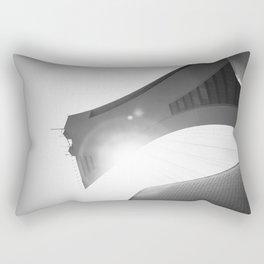 Minimalist Olympic Stadium Rectangular Pillow