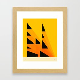 PERSPECTIVES (2) Framed Art Print