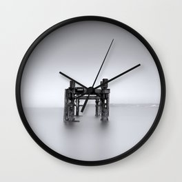 Ghosts of our Fathers Wall Clock