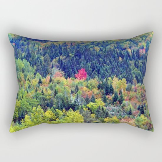 Be Bold and Stand Out Rectangular Pillow