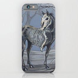 Helhest Three Legged Horse iPhone Case