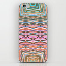 Touchy Vibrations. iPhone & iPod Skin