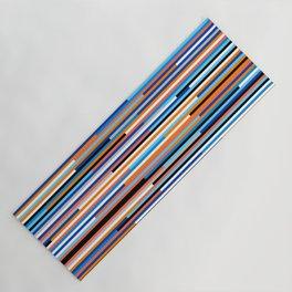 Modern Stripe Yoga Mat
