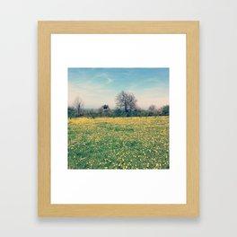 Grandparents.. Framed Art Print