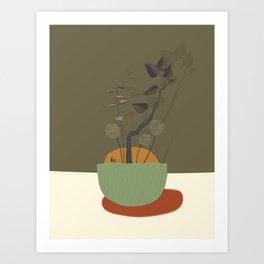 Centerpiece - A Quiet Life Art Print