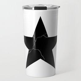 crack star Travel Mug