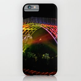 Ironbridge Illumination Shropshire iPhone Case