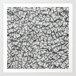 Like a Million Dollars Art Print