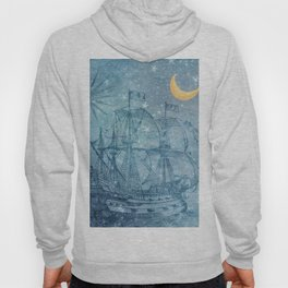 Ghost Ship Hoody