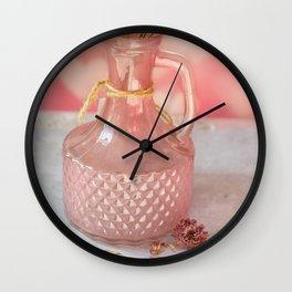 Pinkk Wall Clock