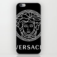 versace iPhone & iPod Skins featuring versace by  Can Encin