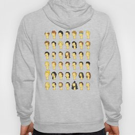 Nic's Wig Collection Hoody