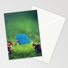 Blue Pet! Stationery Cards